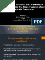 Principios de La Planificación Estrategica