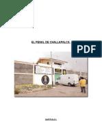 El Penal de Challapalca Es Un Centro Penitenciario Ubicado en La Provincia de Tarata