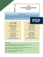 4 1 cohort coaching flyer