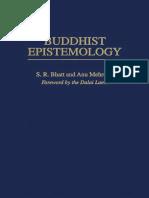 (Contributions in Philosophy) S. R. Bhatt, Anu Mehrotra-Buddhist Epistemology-Greenwood Press (2000).pdf