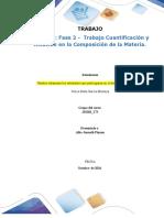 FASE IV_Formt Entrega Trabajo Colaborativo - Trabajo Cuantificación y Relación en La Composición de La Materia.