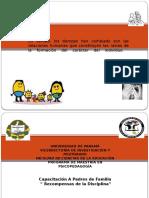 CAPACITACION DE PADRES en disciplina 2.pptx