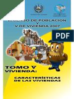 Tomo v Caracteristicas de Las Viviendas (1)