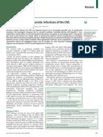 Infecciones oportunistas del SNC en VIH LAncet 2010