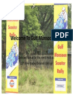 21st Gulf Monsoon Rally Pictures