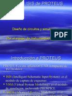 Tutorial Isis Proteus