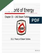 Theory of Steam Turbine