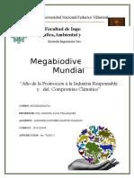 1er Informe de Biogeografia
