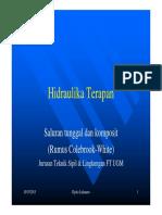 Hidrolika_Djoko Luk_Colebrook-White.pdf