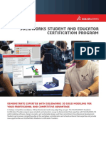 EDU Certification DataSheet ENG