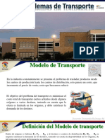 Presentación 08. Fase 1 y 2 Problemas de Transporte