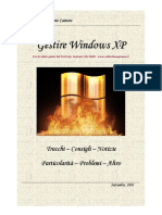 Gestire Windows Xp