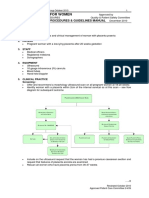 Maternal Fetal Work Up And Management In Intrauterine Growth Restriction Iugr