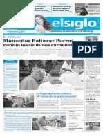 Edición Impresa El Siglo 20-11-2016