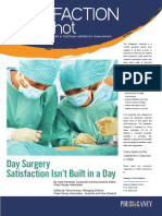 Best Practice in Day Surgery Satisfaction