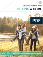 Buying a Home Fall 2016