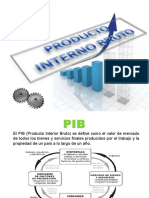 Pib y Plan Marshal