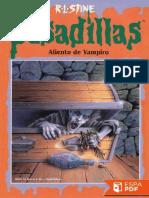 Aliento de Vampiro - R. L. Stine