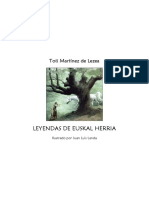 Leyendas de Euskal Herria Ilustrado