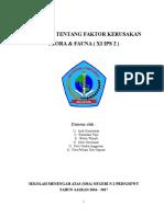 MAKALAH TENTANG FAKTOR KERUSAKAN FLORA.docx