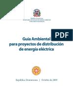 Guia Ambiental Proyectos Distribucion Energia Electrica
