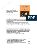 Ceramic Analysis in the Andes Edited Vol