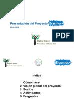 PresentacionProyectoErasmus+