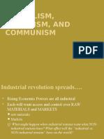 Capitalism Socialism and Communism Ppt