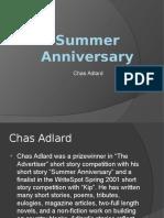 Summer Anniversary