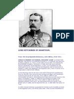 Lord Kitchener of Khartoum
