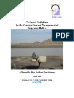 Haffir Dam Guide Line