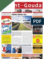 De Krant van Gouda, 18 juni 2010
