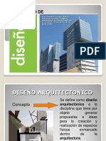 Proceso de Diseño Arquitectura