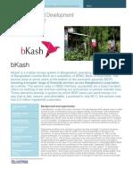 Case Study -BKash