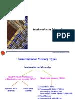 Semiconductor Memories 5
