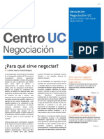 Newsletter Negociacion 2016-01