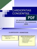 CARDIOPATIAS II - CONGENITAS