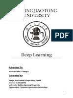 Deep Learning Report Waqas PDF