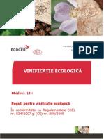 FT12 Vinificație ecologica