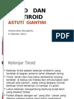 Tiroid Dan Paratiroid