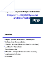 Chap_01 Lec 01 Digital Systems and Information