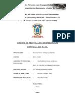 Informe de Practicas j & c Eirl Final