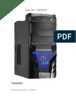 Powertech G3258 PC