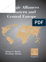 (International Business and Management) Peter Gottschalk-Strategic Alliances in Eastern and Central Europe-Pergamon (2003)
