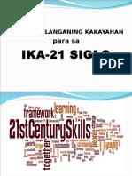 LATEST 21st Century Skills Revised