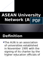 ASEAN University Network (AUN)