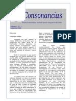 UCA Consonancias