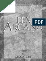 [Lex Arcana] 01 - Manuale del Giocatore.pdf