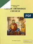 Fr Yacoub Malaty INTRODUCTION TO THE COPTIC ORTHODOX CHURCH
