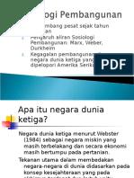 Sosiologi Pembangunan.ppt